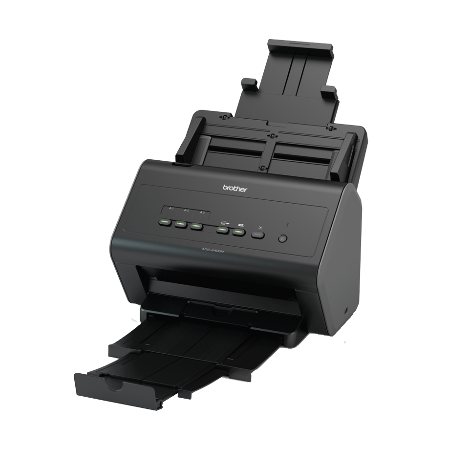 ADS-2400N - високоскоростен документен скенер 2