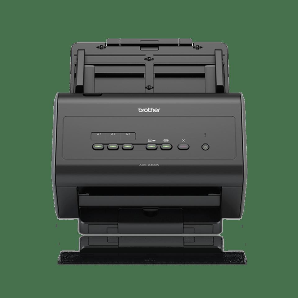ADS-2400N - високоскоростен документен скенер 5
