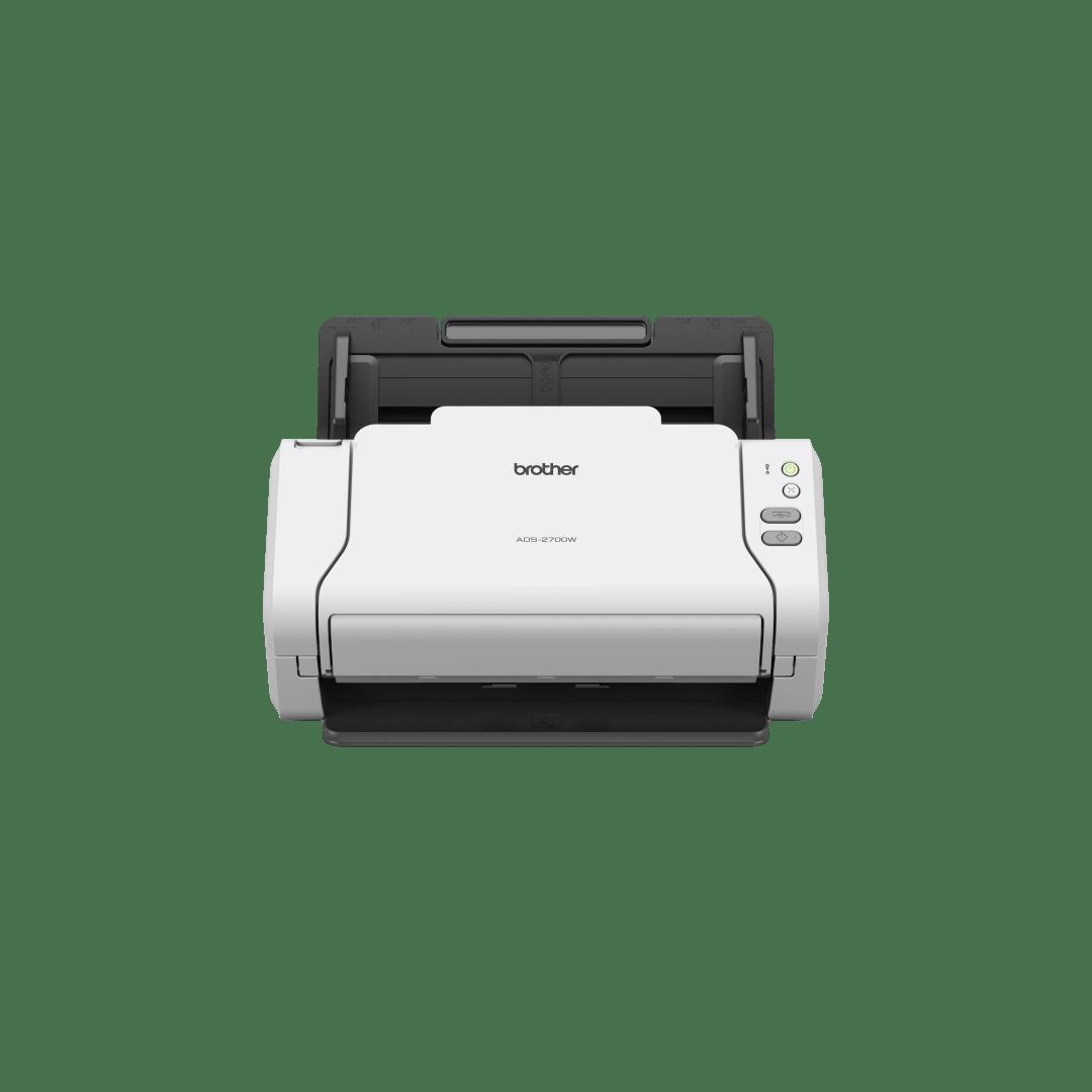 Brother ADS-2700W мрежов документен скенер 4