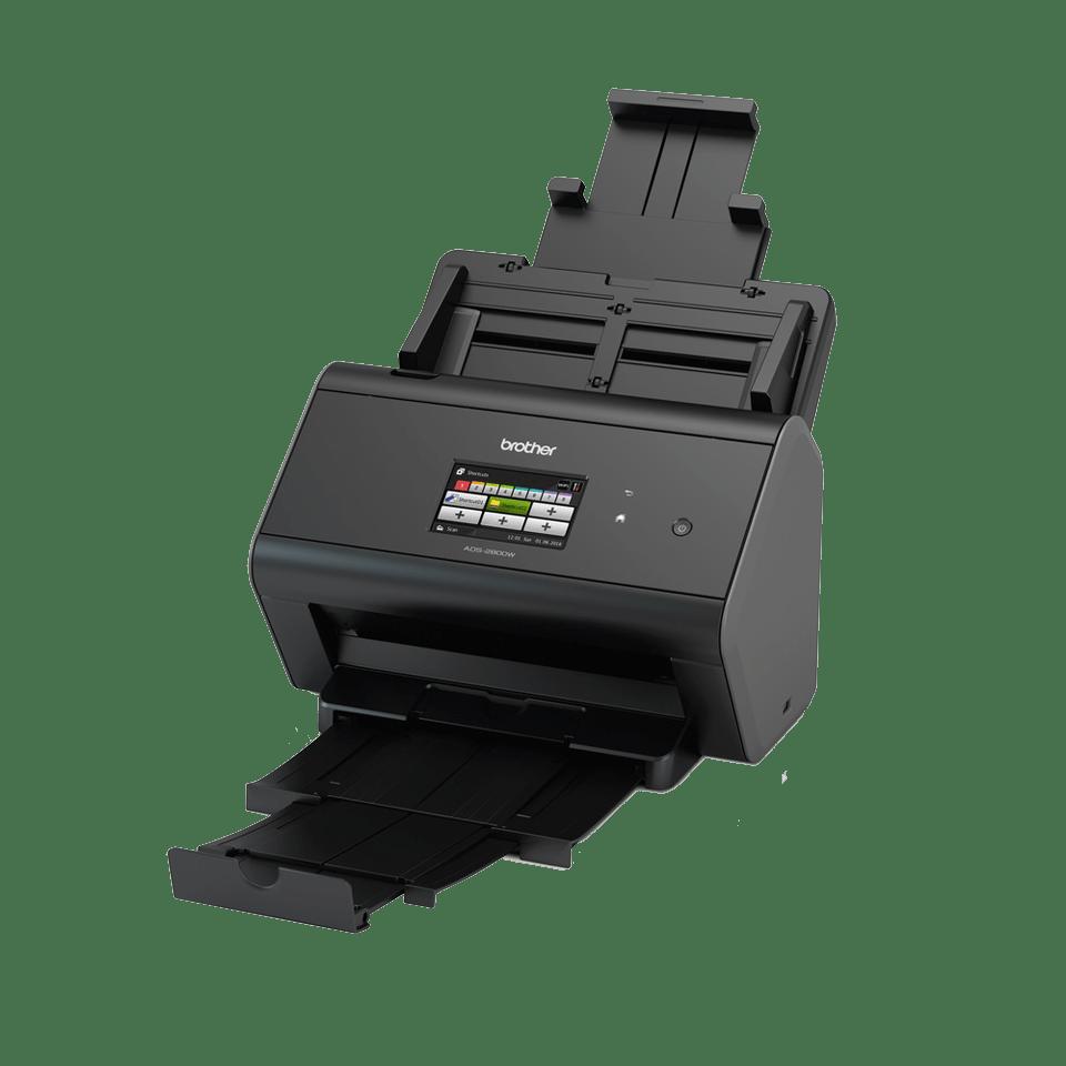 ADS-2800W - Безжичен документен скенер