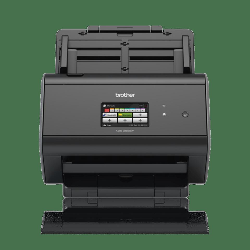 ADS-2800W - Безжичен документен скенер 5