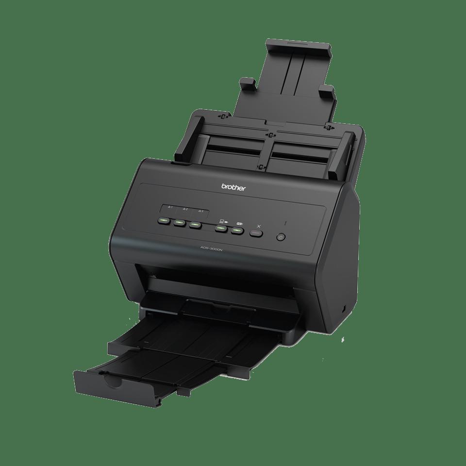 ADS-3000N високоскоростен мрежови скенер