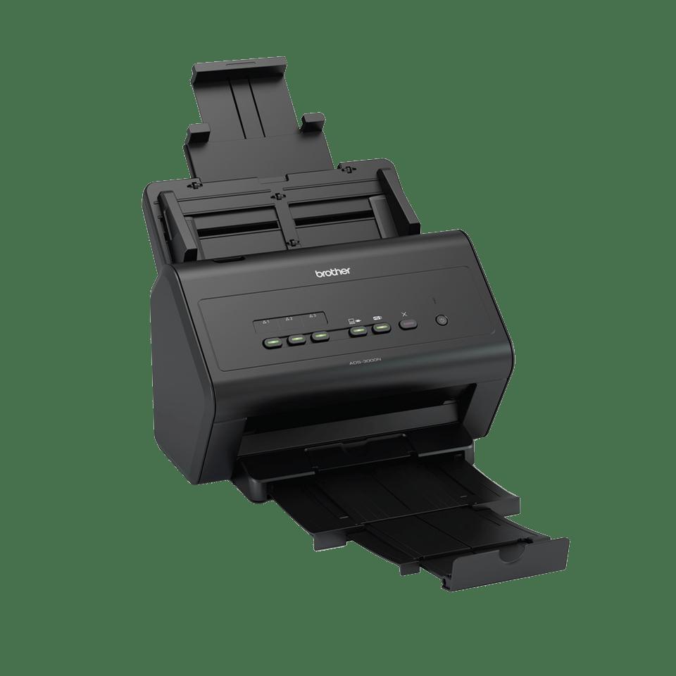 ADS-3000N високоскоростен мрежови скенер 3