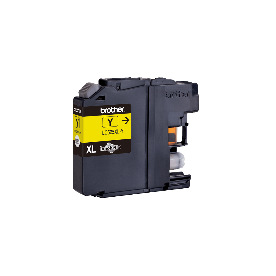Оригинална мастилница с голям капацитет Brother LC525XLY – жълта