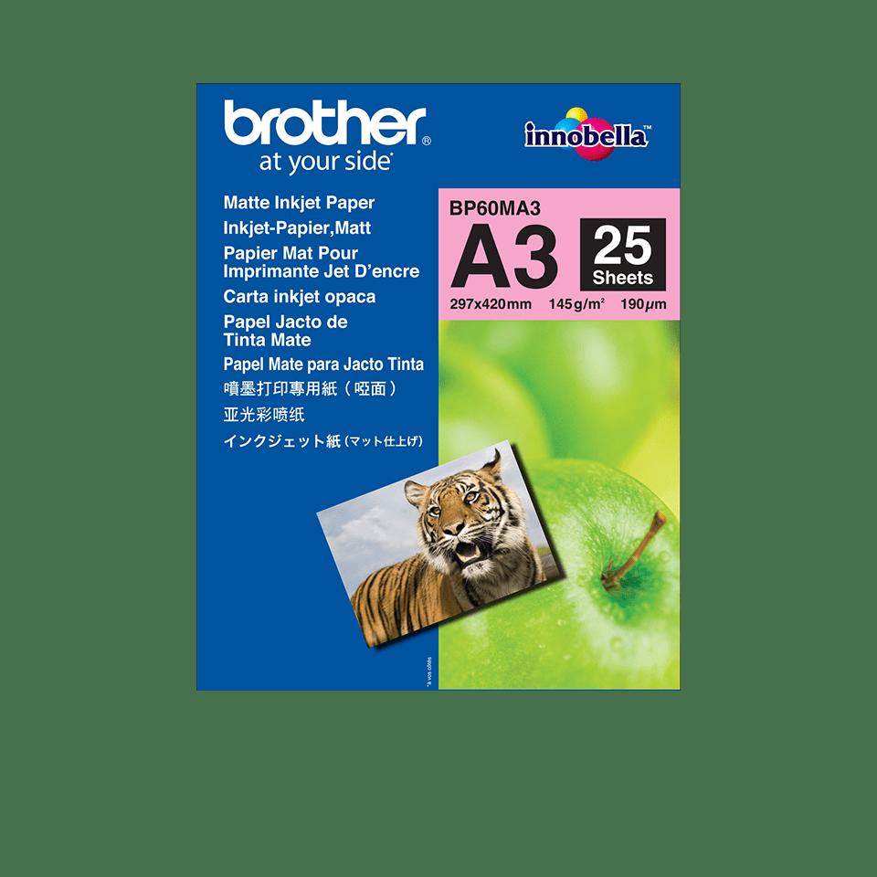 Brother BP60MA3 - матова А3 хартия