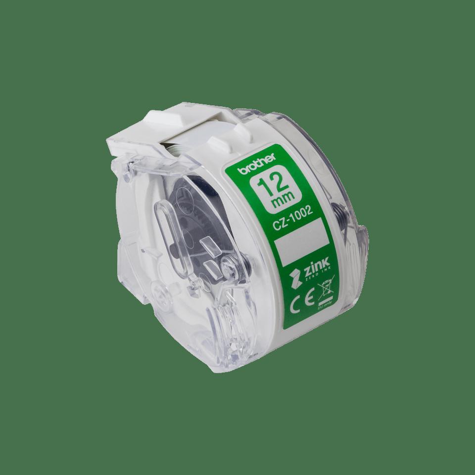 Brother CZ-1002 касета с лента за печат на пълноцветни етикети 2