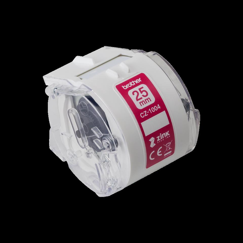 Brother CZ-1004 лента за пълноцветен печат на етикети 2