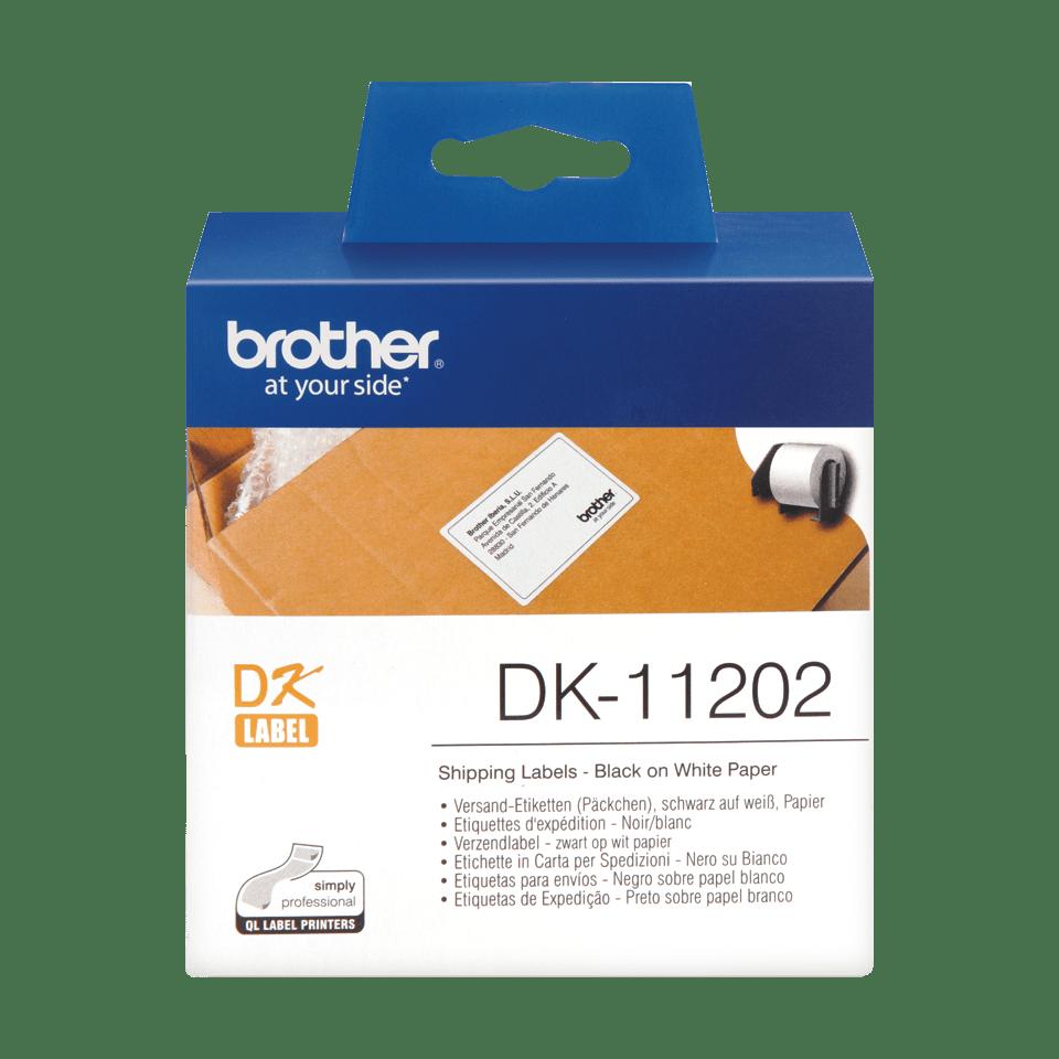 Оригинална лента Brother DK-11202