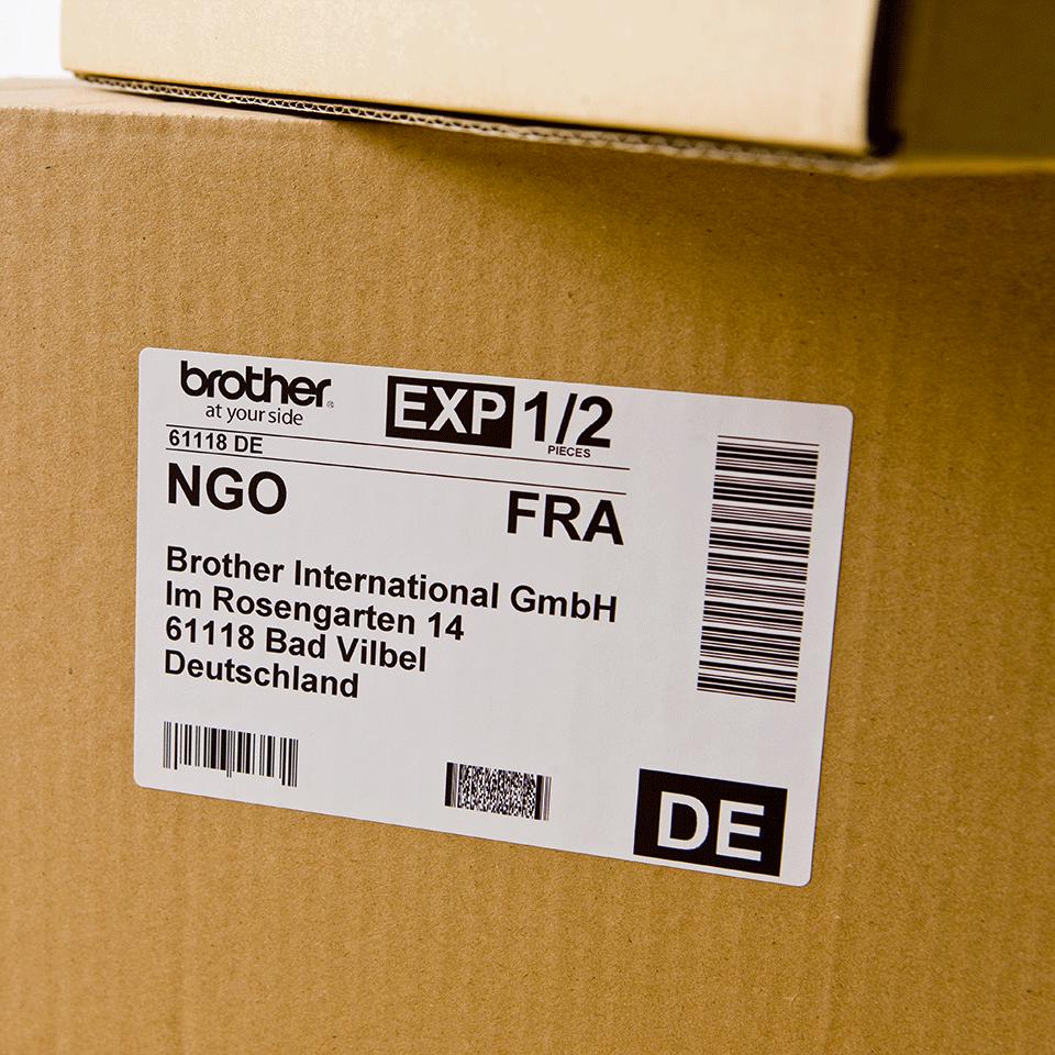 Оригинална лента Brother DK-11202 2