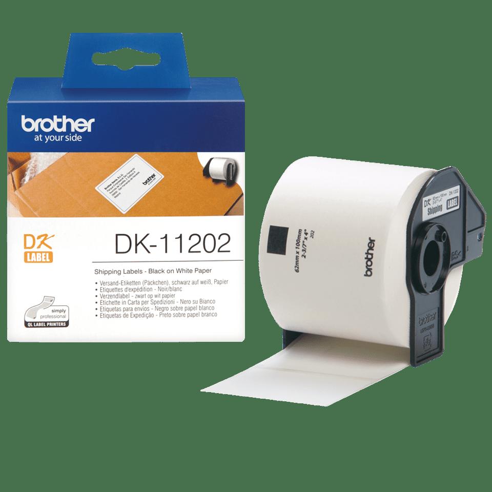 Оригинална лента Brother DK-11202 3