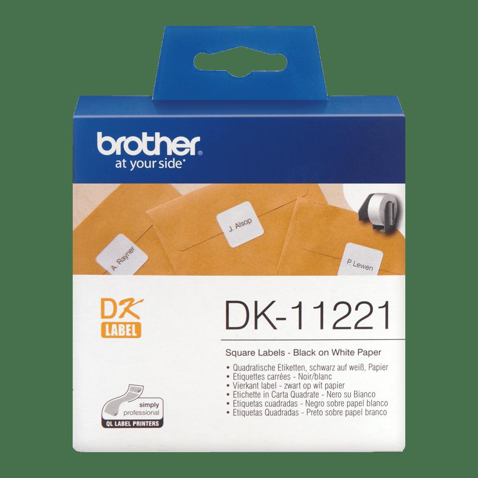 Brother DK-11221 Лента с етикети