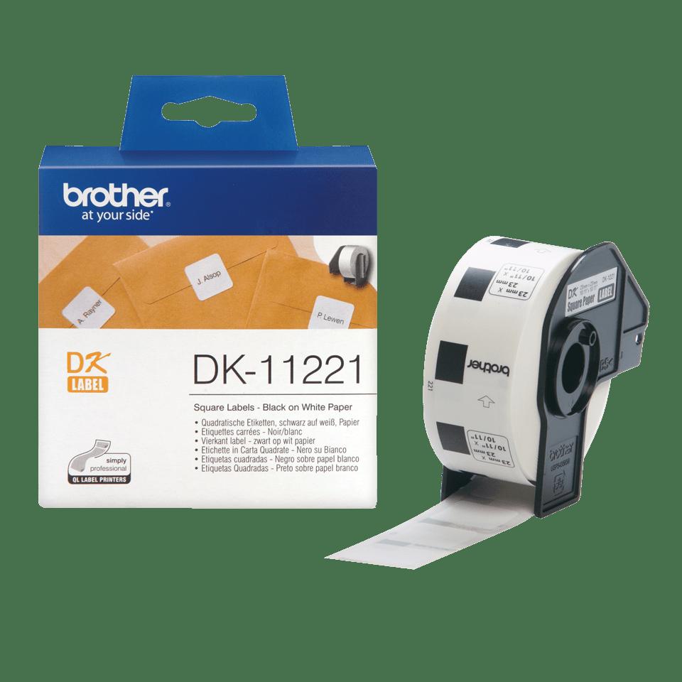 Brother DK-11221 Лента с етикети  3