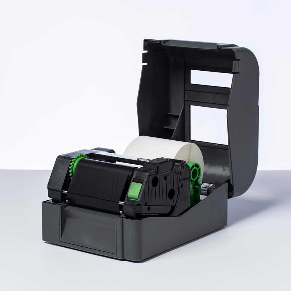Стандартна мастилена лента със смола за термо-трансферен печат BRS-1D300-110 2