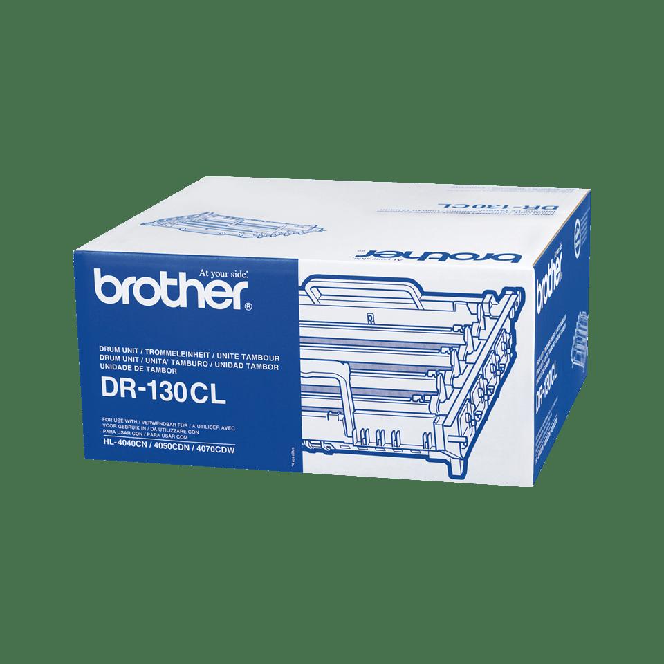 Оригинални барабанни модули Brother DR130CL, комплект