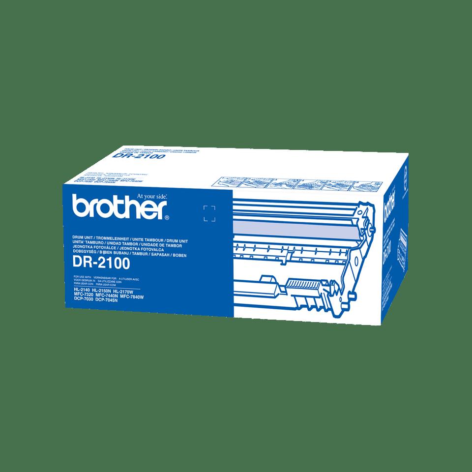 Оригинален барабанен модул Brother DR2100