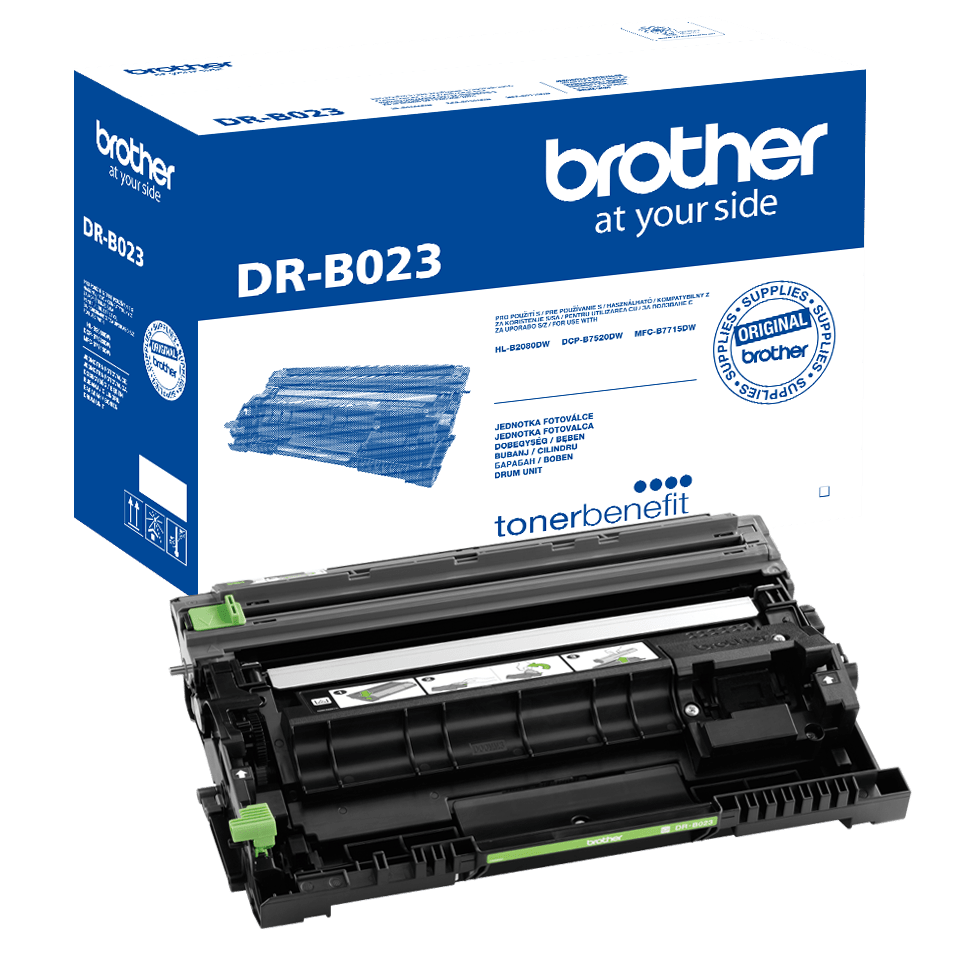 Genuine Brother DR-B023 replacement drum unit