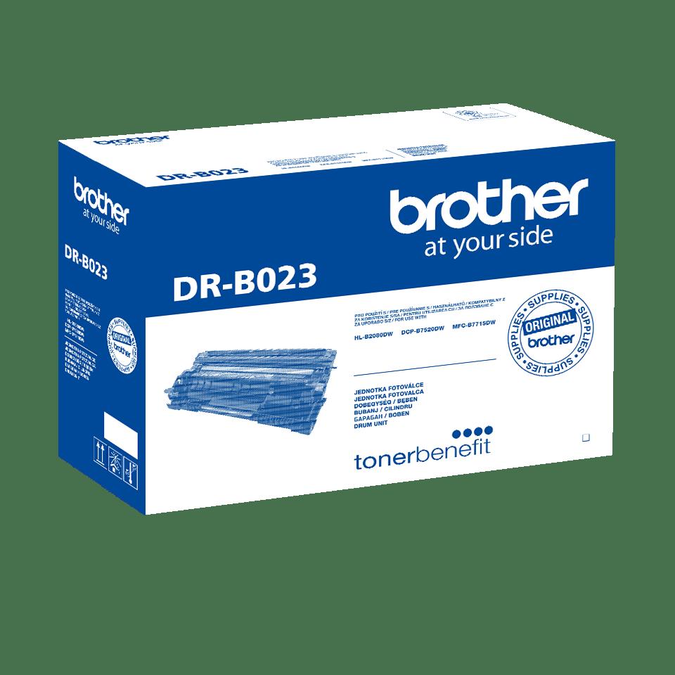 Оригинален барабанен модул Brother DR-B023 2