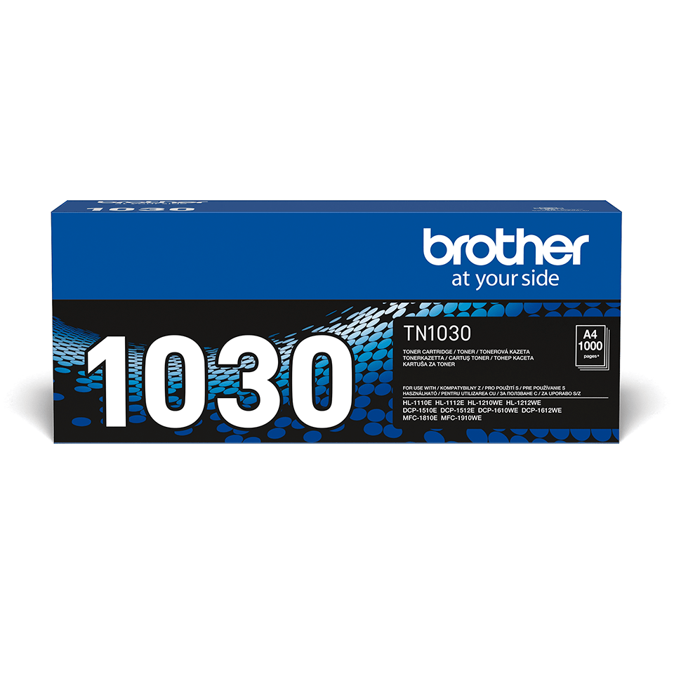 Оригинална тонер касета Brother TN-1030