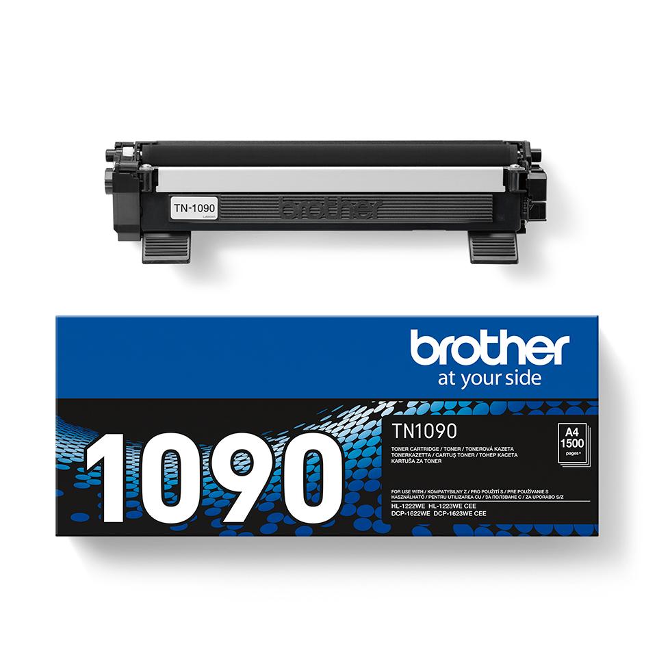 TN-1090 - Оригинална тонер касета Brother, черна 2