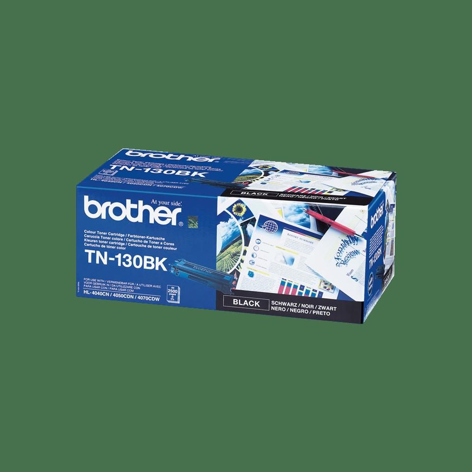 Оригинална тонер касета Brother TN130BK – черен цвят