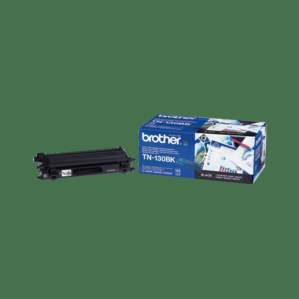 Оригинална тонер касета Brother TN130BK – черен цвят 2