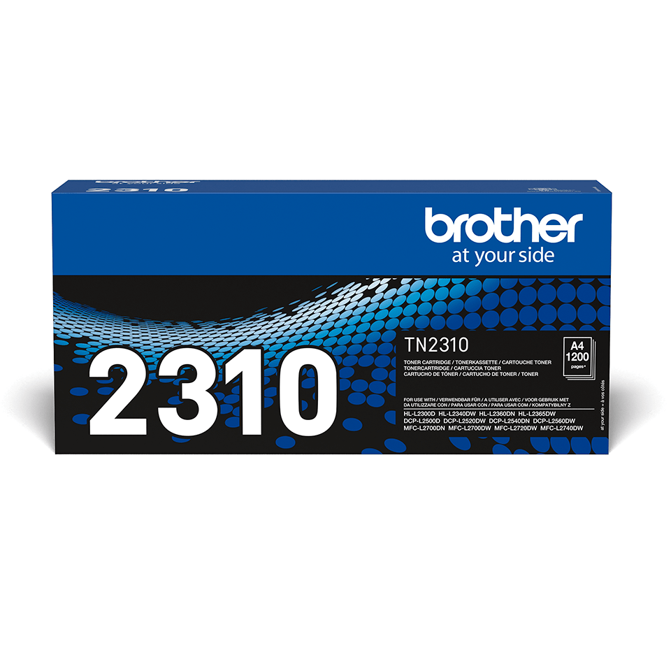 Brother TN-2310 - Оригинална тонер касета