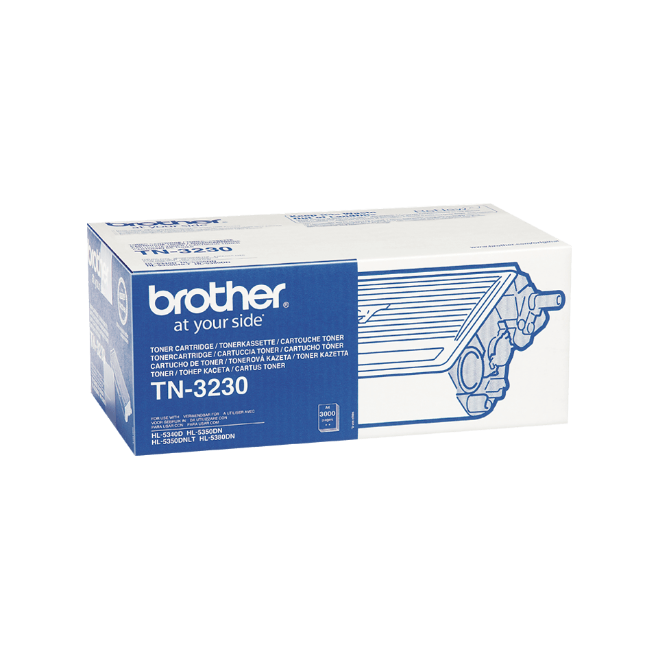 Оригинална тонер касета Brother TN-3230 2