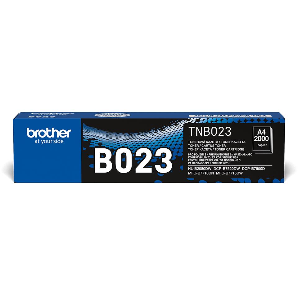 Оригинална тоне ркасета Brother TN-B023