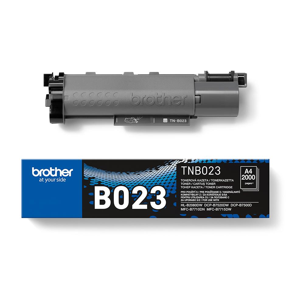 Оригинална тоне ркасета Brother TN-B023 2