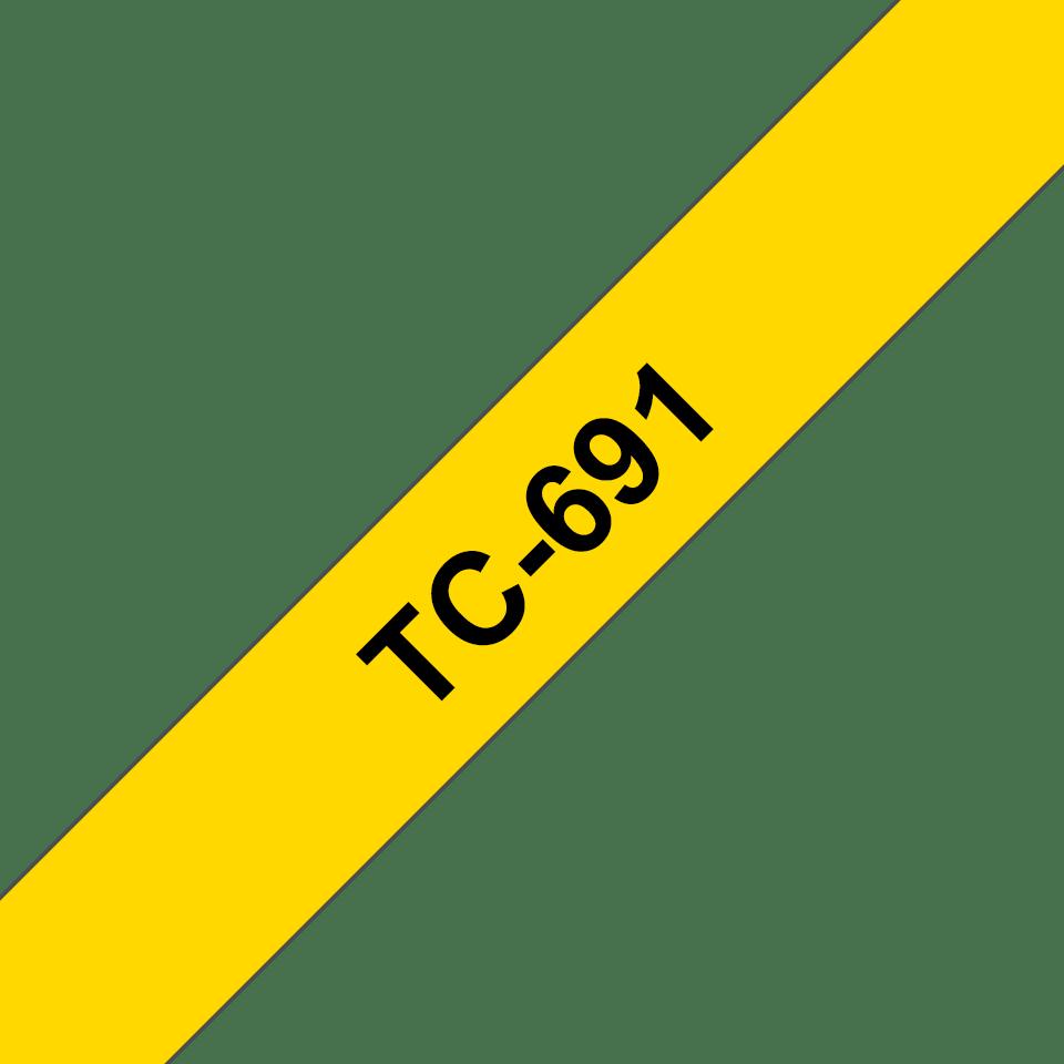 Оригинална касета с лента Brother TC601