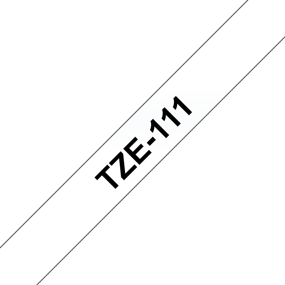 Оригинална касета Brother TZe111