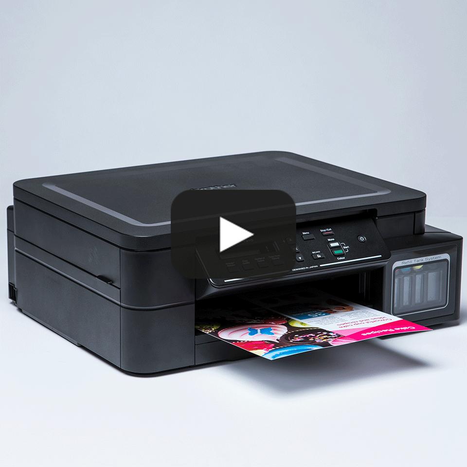 DCP-T310 InkBenefit Plus мултифуткционално мастиленоструйно устройство 8